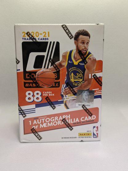 2020-21 Donruss Basketball Blaster 11-Pack