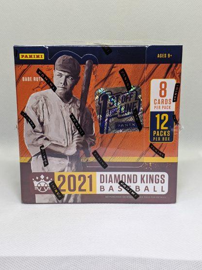 2021 Panini Diamond Kings Baseball FOTL Hobby Box Factory Sealed Like New